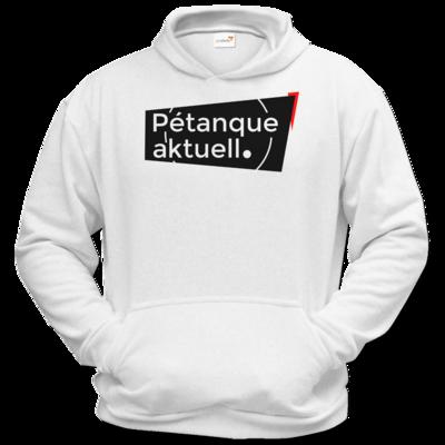 Motiv: Hoodie Classic - Petanque Aktuell Logo