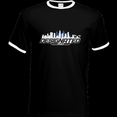 Motiv: T-Shirt Ringer - designated