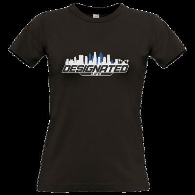 Motiv: T-Shirt Damen Premium FAIR WEAR - designated
