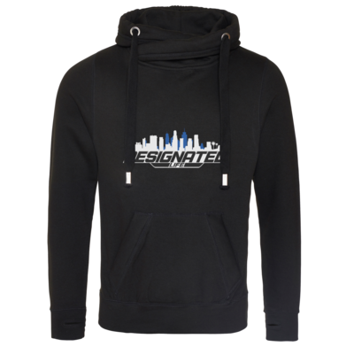 Motiv: Cross Neck Hoodie - designated