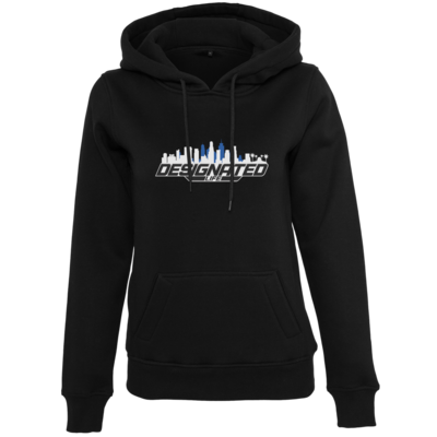 Motiv: Womens Heavy Hoody - designated