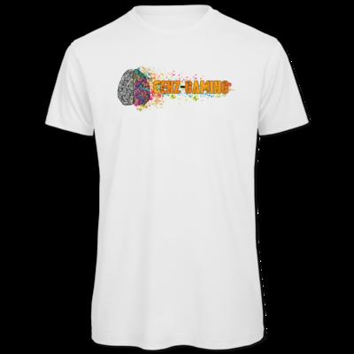 Motiv: Organic T-Shirt - CEHZ-Gaming Logo