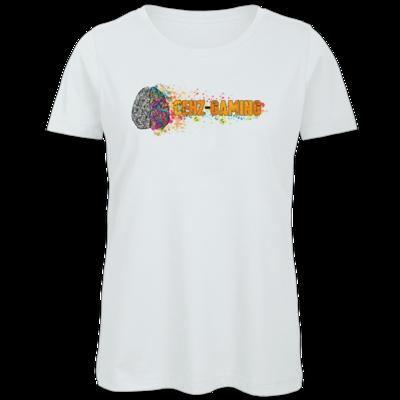 Motiv: Organic Lady T-Shirt - CEHZ-Gaming Logo