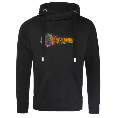 Motiv: Cross Neck Hoodie - CEHZ-Gaming Logo