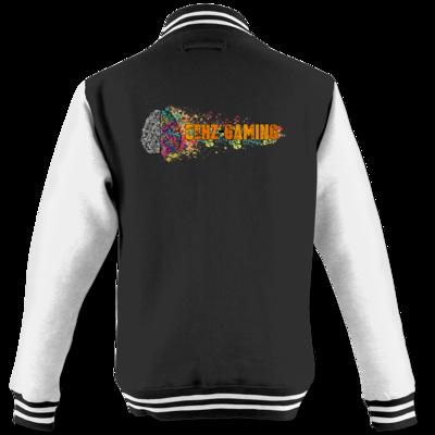 Motiv: College Jacke - CEHZ-Gaming Logo