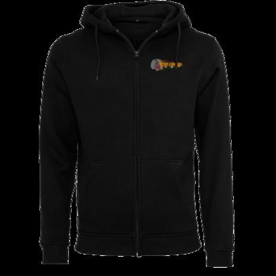 Motiv: Heavy Zip-Hoodie - CEHZ-Gaming Logo