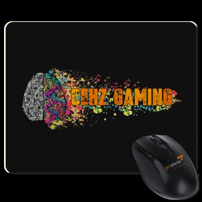 Motiv: Mousepad Textil - CEHZ-Gaming Logo