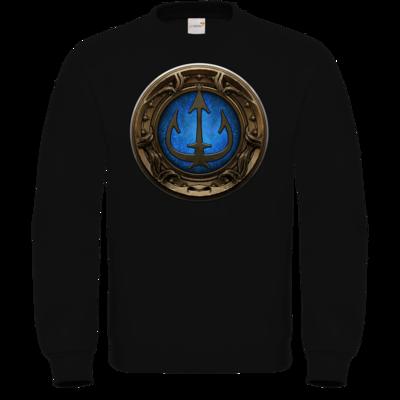 Motiv: Sweatshirt FAIR WEAR - Götter Siegel - Efferd