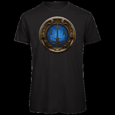 Motiv: Organic T-Shirt - Götter Siegel - Efferd