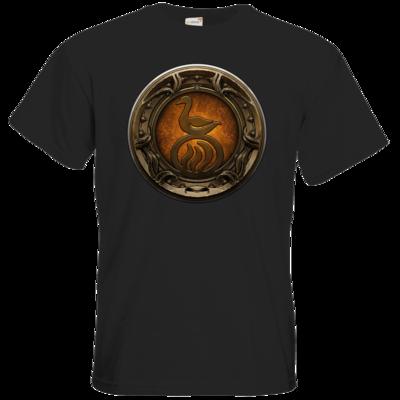 Motiv: T-Shirt Premium FAIR WEAR - Götter Siegel - Travia