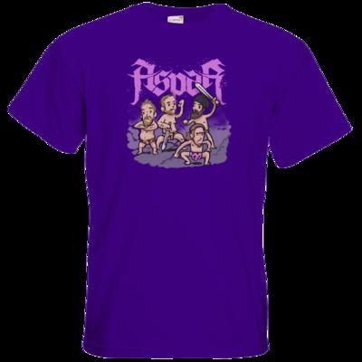 Motiv: T-Shirt Premium FAIR WEAR - Die Asparten