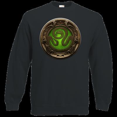 Motiv: Sweatshirt Classic - Götter Siegel - Hesinde