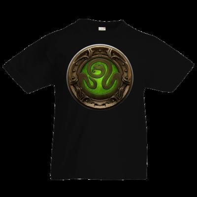 Motiv: Kids T-Shirt Premium FAIR WEAR - Götter Siegel - Hesinde