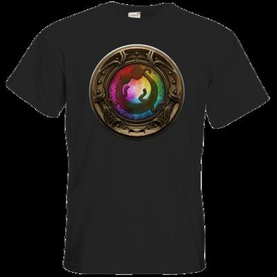 Motiv: T-Shirt Premium FAIR WEAR - Götter Siegel - Tsa