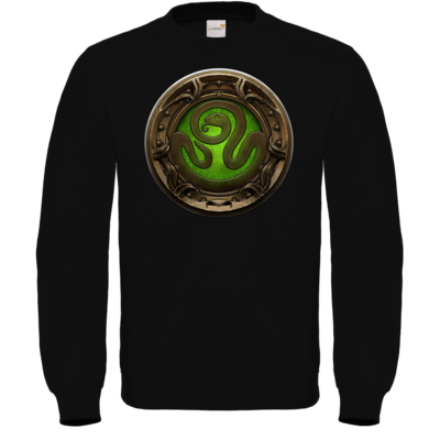 Motiv: Sweatshirt FAIR WEAR - Götter Siegel - Hesinde