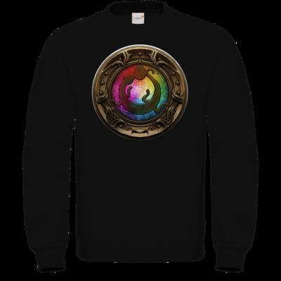 Motiv: Sweatshirt FAIR WEAR - Götter Siegel - Tsa