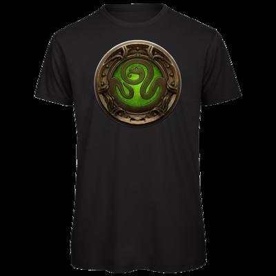 Motiv: Organic T-Shirt - Götter Siegel - Hesinde