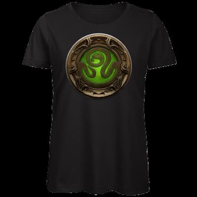 Motiv: Organic Lady T-Shirt - Götter Siegel - Hesinde