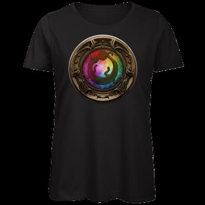 Motiv: Organic Lady T-Shirt - Götter Siegel - Tsa