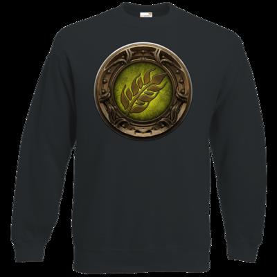 Motiv: Sweatshirt Classic - Götter Siegel - Peraine