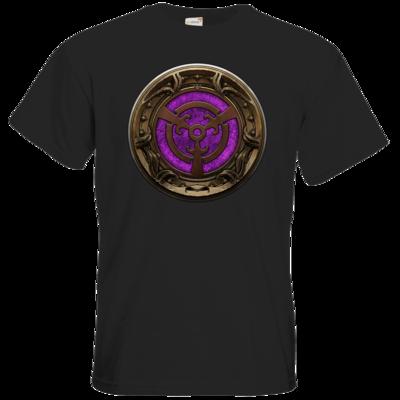 Motiv: T-Shirt Premium FAIR WEAR - Götter Siegel - Namenloser