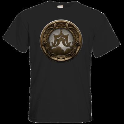 Motiv: T-Shirt Premium FAIR WEAR - Götter Siegel - Raschtullah
