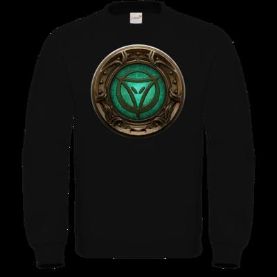Motiv: Sweatshirt FAIR WEAR - Götter Siegel - Phex