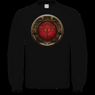 Motiv: Sweatshirt FAIR WEAR - Götter Siegel - Rahja