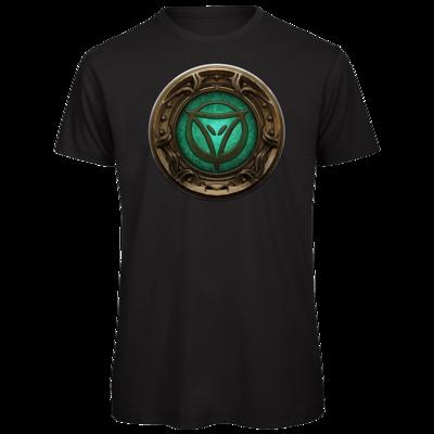 Motiv: Organic T-Shirt - Götter Siegel - Phex