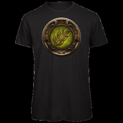 Motiv: Organic T-Shirt - Götter Siegel - Peraine