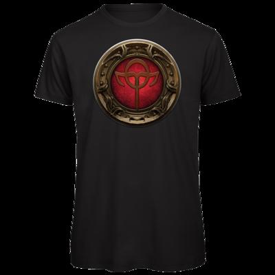 Motiv: Organic T-Shirt - Götter Siegel - Rahja