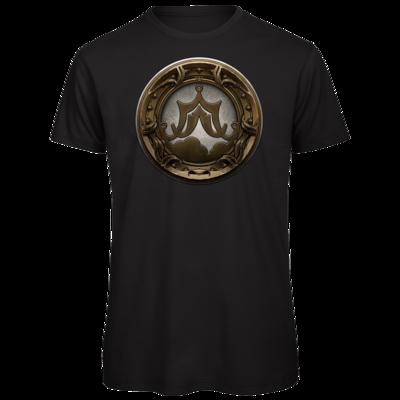 Motiv: Organic T-Shirt - Götter Siegel - Raschtullah
