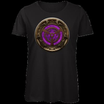 Motiv: Organic Lady T-Shirt - Götter Siegel - Namenloser