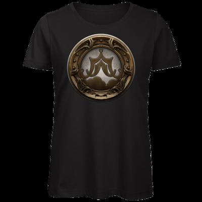 Motiv: Organic Lady T-Shirt - Götter Siegel - Raschtullah