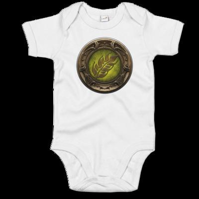 Motiv: Baby Body Organic - Götter Siegel - Peraine