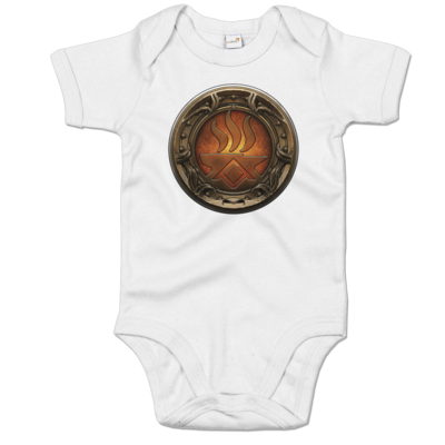 Motiv: Baby Body Organic - Götter Siegel - Angrosch