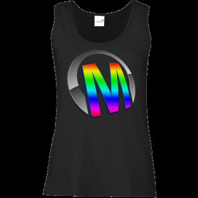 Motiv: Tank Top Damen Classic - Macho - Logo - 2Jahre