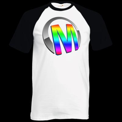Motiv: TShirt Baseball - Macho - Logo - 2Jahre