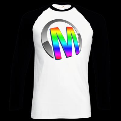Motiv: Longsleeve Baseball T - Macho - Logo - 2Jahre