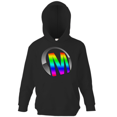 Motiv: Kids Hooded Sweat - Macho - Logo - 2Jahre