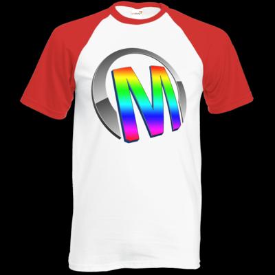 Motiv: Baseball-T FAIR WEAR - Macho - Logo - 2Jahre