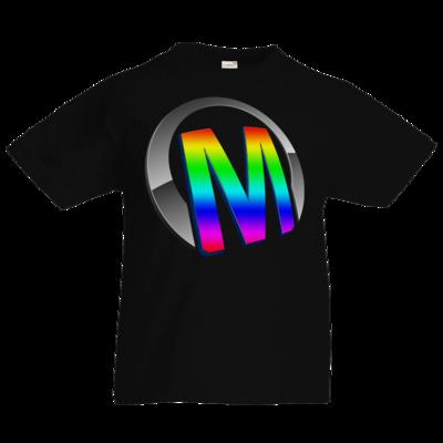 Motiv: Kids T-Shirt Premium FAIR WEAR - Macho - Logo - 2Jahre