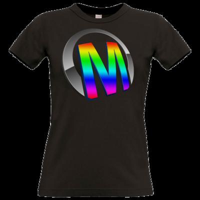 Motiv: T-Shirt Damen Premium FAIR WEAR - Macho - Logo - 2Jahre