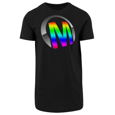 Motiv: Shaped Long Tee - Macho - Logo - 2Jahre