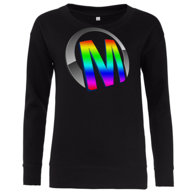 Motiv: Girlie Crew Sweatshirt - Macho - Logo - 2Jahre