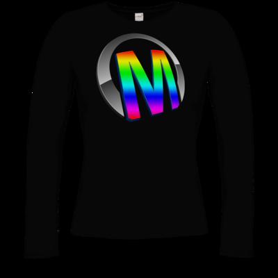 Motiv: Longsleeve Damen Organic - Macho - Logo - 2Jahre