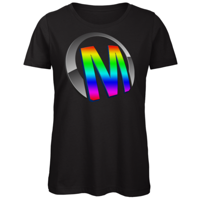Motiv: Organic Lady T-Shirt - Macho - Logo - 2Jahre
