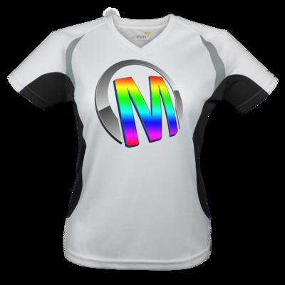 Motiv: Laufshirt Lady Running T - Macho - Logo - 2Jahre