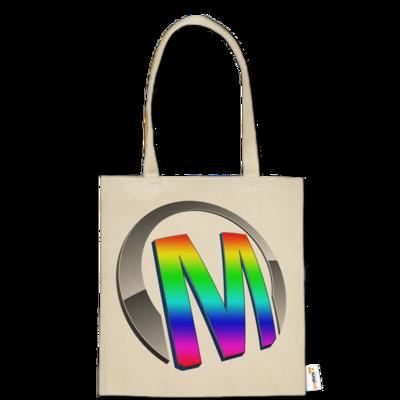 Motiv: Baumwolltasche - Macho - Logo - 2Jahre