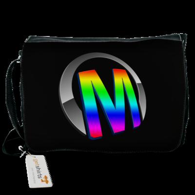 Motiv: Schultertasche - Macho - Logo - 2Jahre